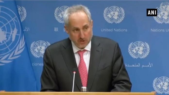 UN Contempt pulwama terrorist attack