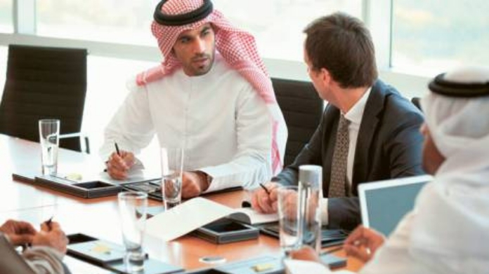 high level committee to study problems in private sector in saudi