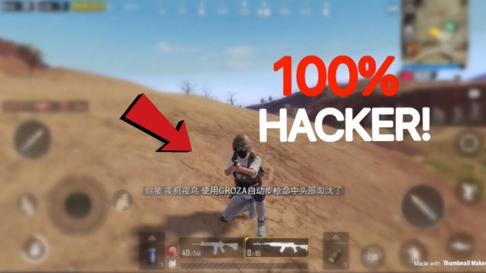 hackers in pubg players beware