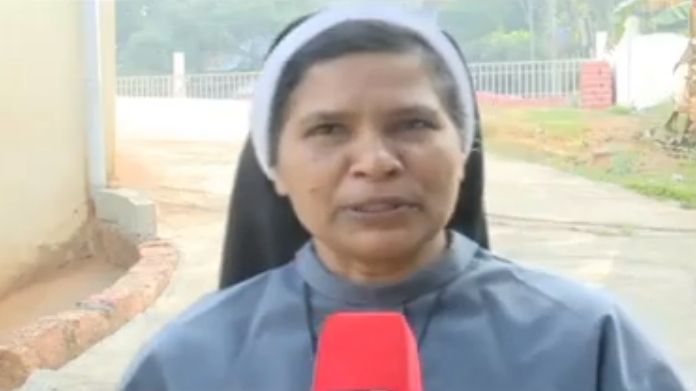 no regret in supporting raped nun says sister lucy