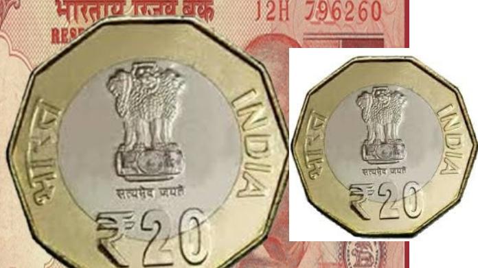 20 coin