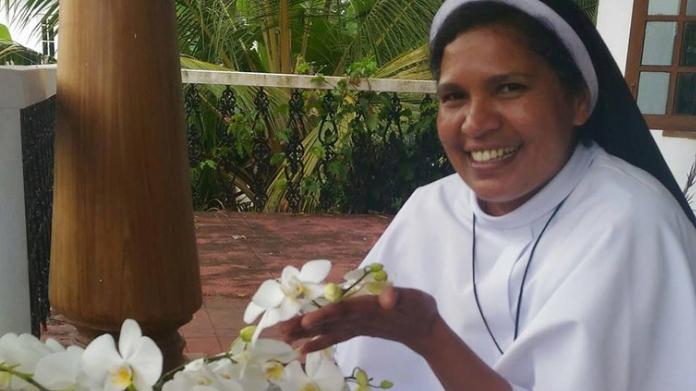 notice threatening expulsion of sister lucy kalapurakkal from church