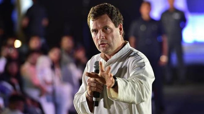 rahul gandhi may contest from wayanad
