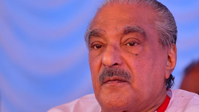 prominent personalities mark condolence on k mani death