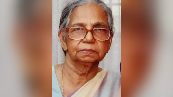 senior journalist roy mathew mother passes away