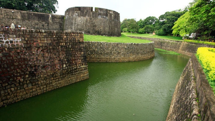 archeological survey dept imposes fees to visit tippu sulthan fort palakkad
