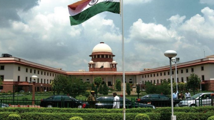 144 declared in supreme court premises
