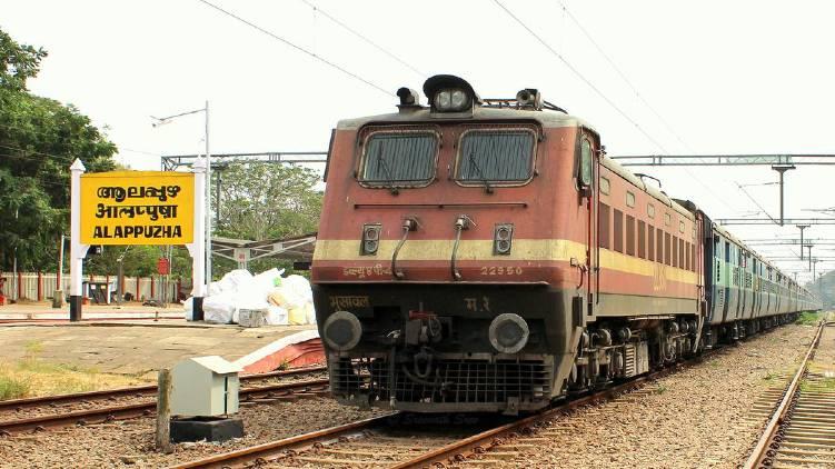 alappuzha migrant labour train