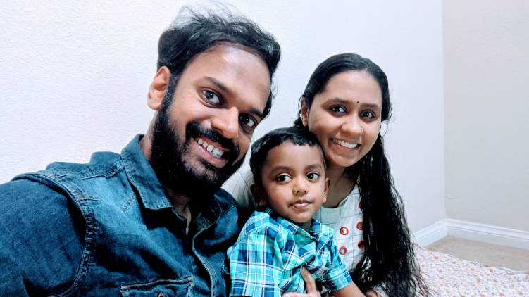 kerala family stranded in america OCI rule