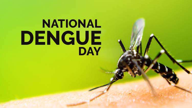 Today is National Anti Dengue Day