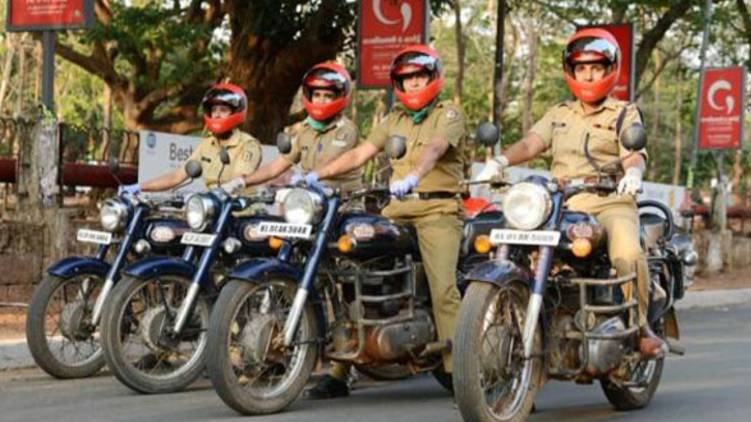 Motorcycle brigade to find quarantine violators in the state