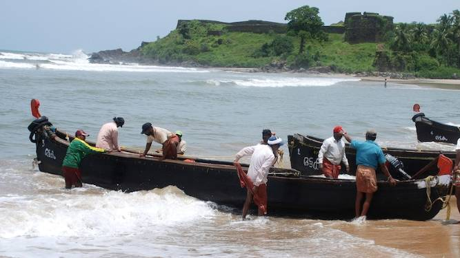 Potential for Strong winds: Fishermen should not go to sea