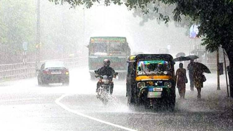 Strong rain potential; Yellow Alert in 13 districts