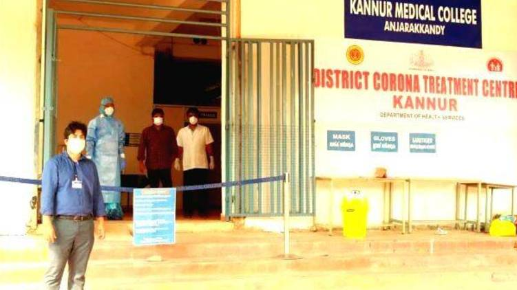five more covid19 cases confirmed in kannur