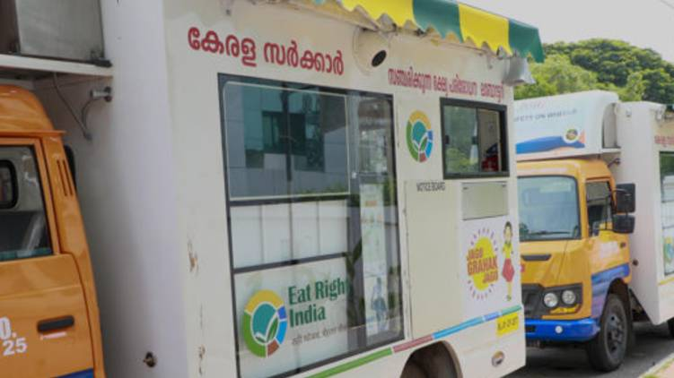 Five Food Safety Laboratories in the State KERALA KK SHAILAJA