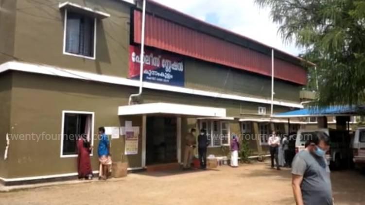 Lockdown violation Prayer in mosque kunnamkulam