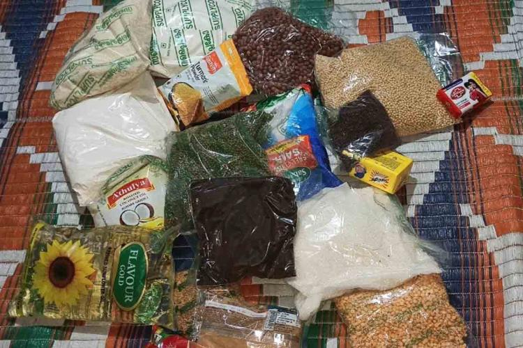 free food kit kerala