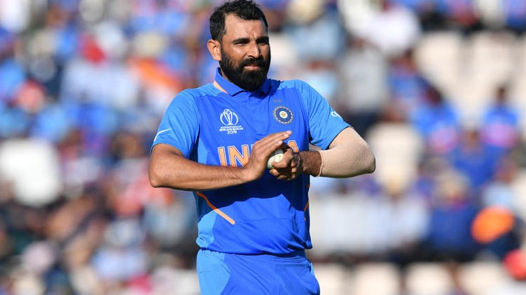 Thought of committing suicide three times mohammed shami