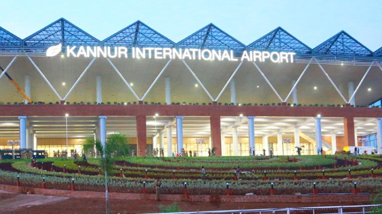kannur airport nris pinarayi