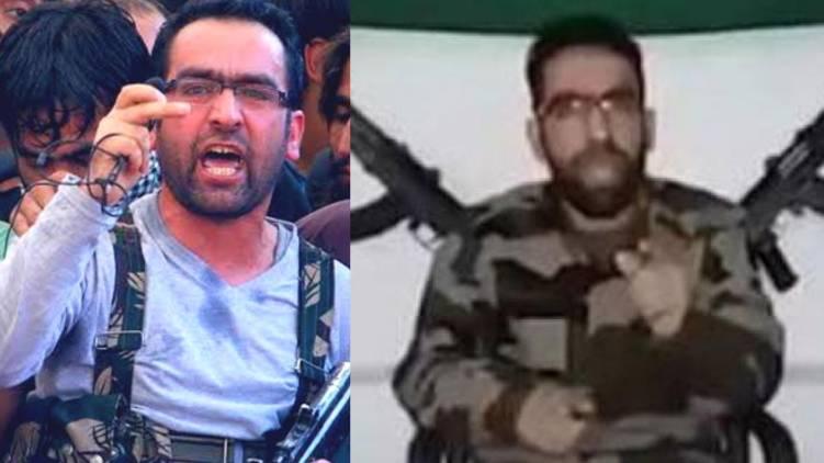 hizbul mujahideen riyaz naikoo killed