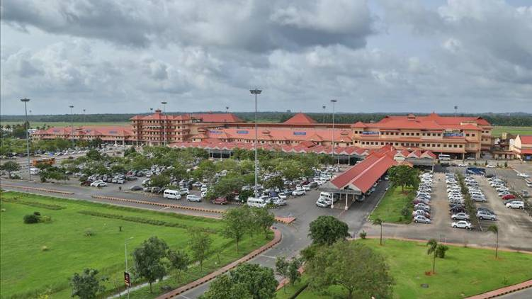 cochin airport all set to welcome expats