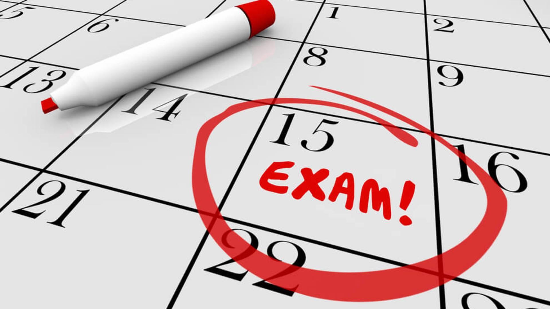 CBSE NEET JEE NET Exam dates
