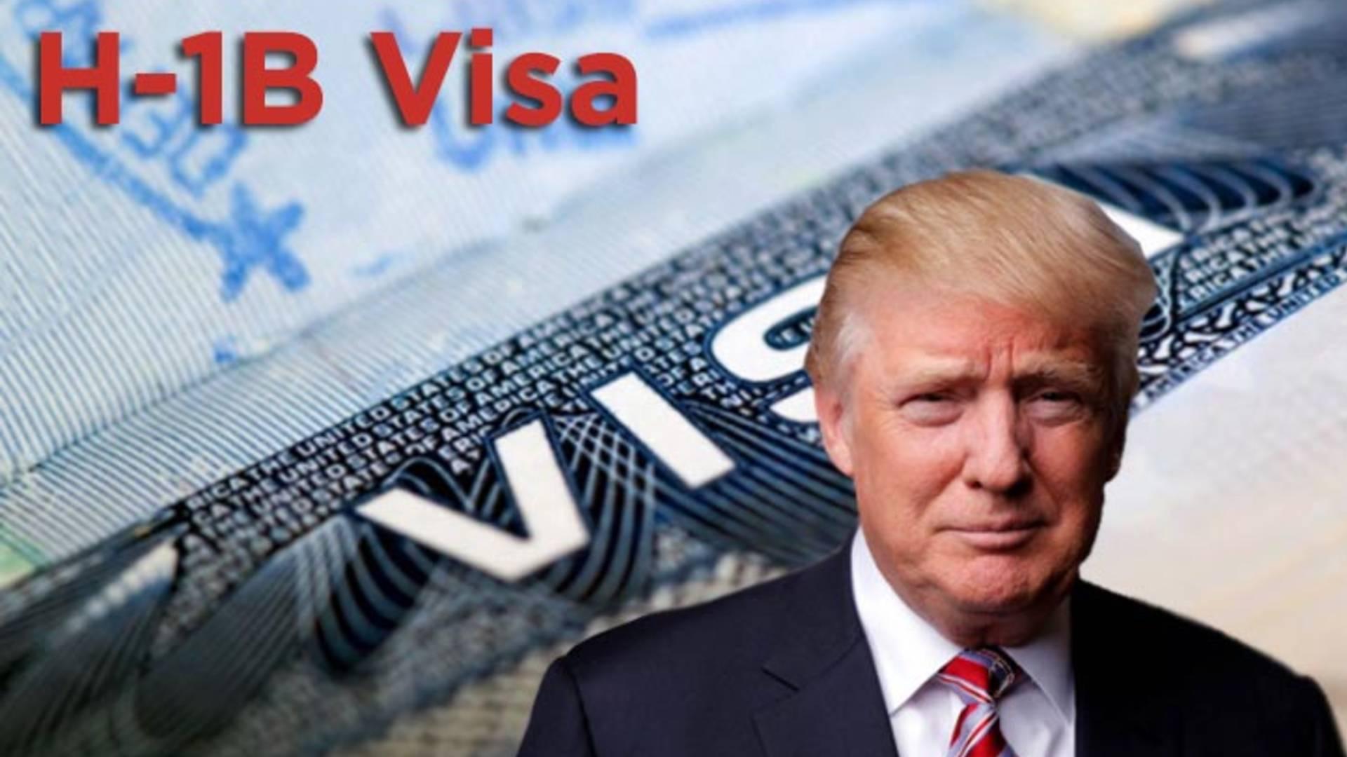Trump Administration Temporary Ban Visas