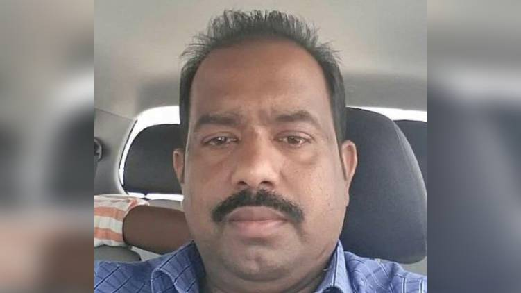 thrissur native dies of covid in sharjah