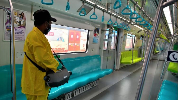 kochi metro after corona