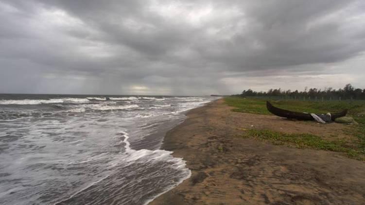 alert in Kerala coastline
