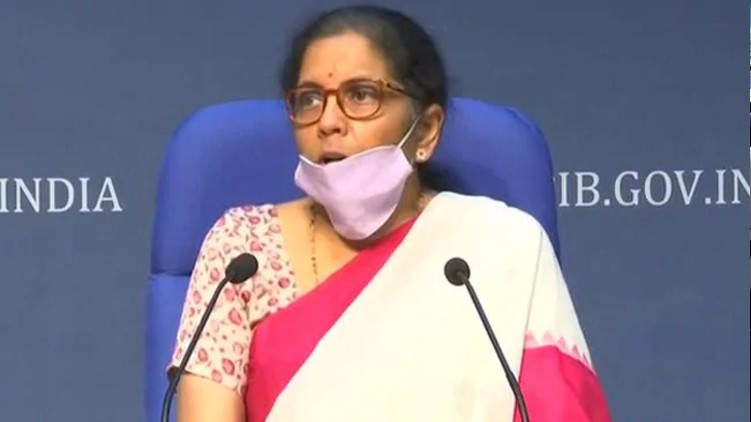 nirmala sitharaman press meet