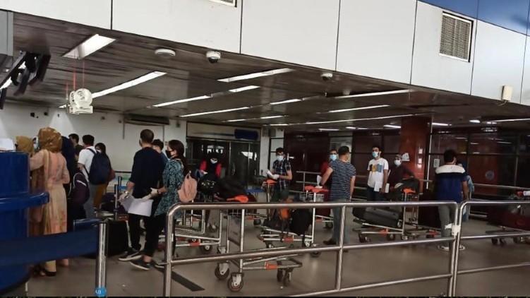 Evacuated Indians charge Quarantine