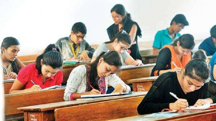 no change in mg university exams