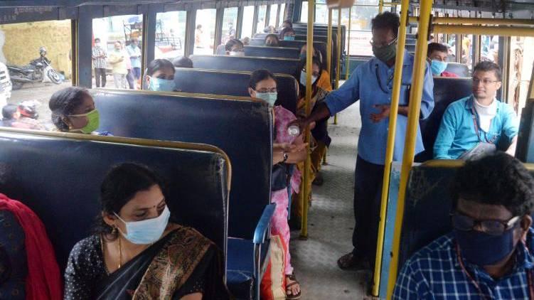 bus charge hiked kerala