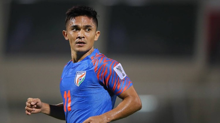 racist comment against sunil chhetri