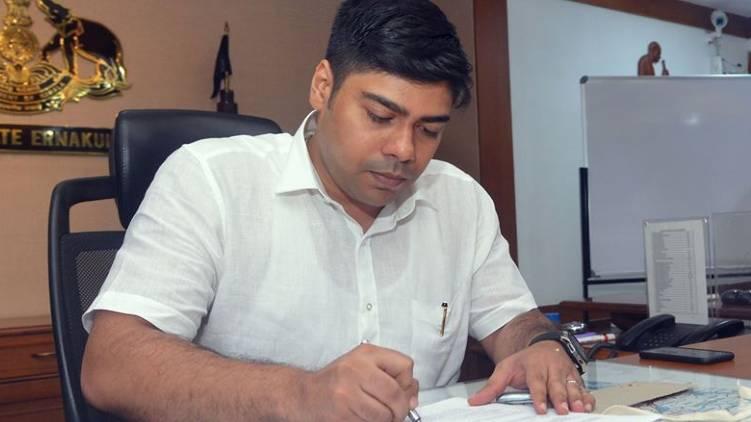 ernakulam collector
