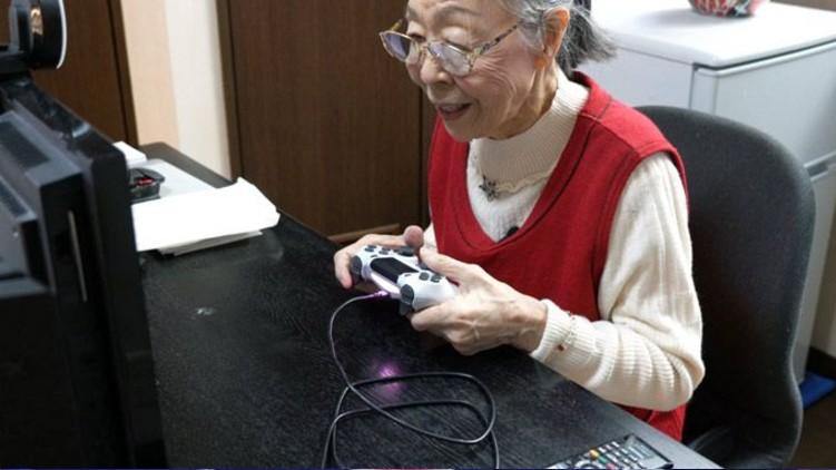 Worlds oldest gaming youtuber