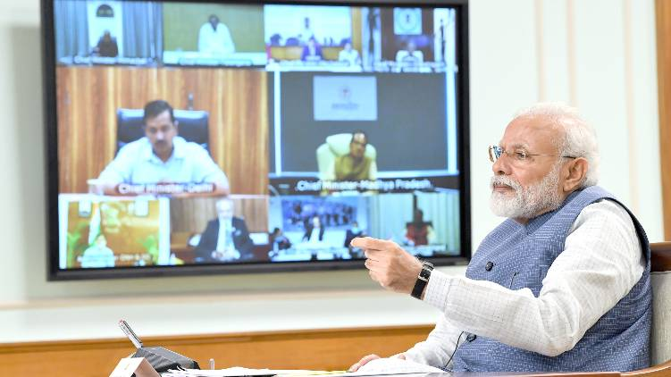 prime minister video conferencing