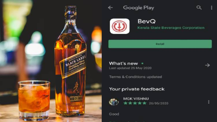how to install bevq app