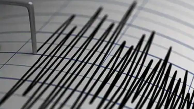 north indian states felt tremors