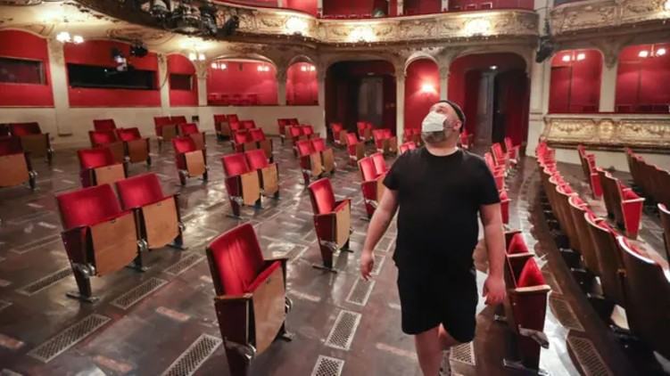 theatres after covid germany