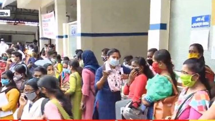 nurses interview kottayam