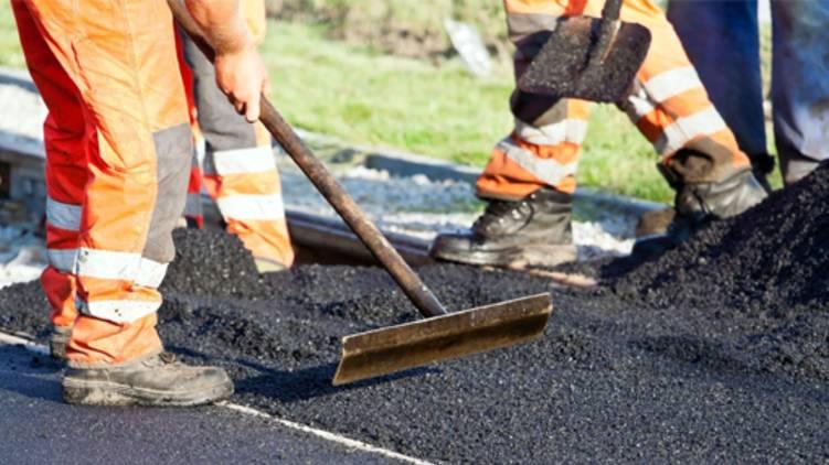 road work kerala