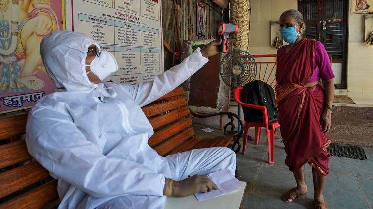 india covid death toll crossed 6000