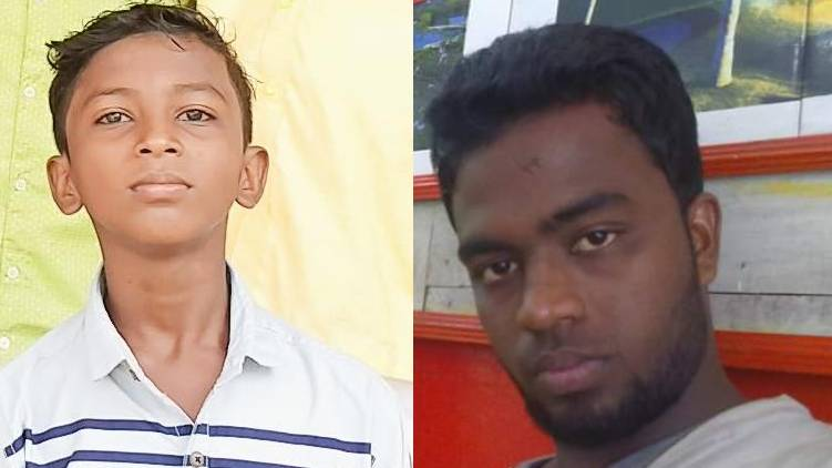 Two died electric shock in kannur