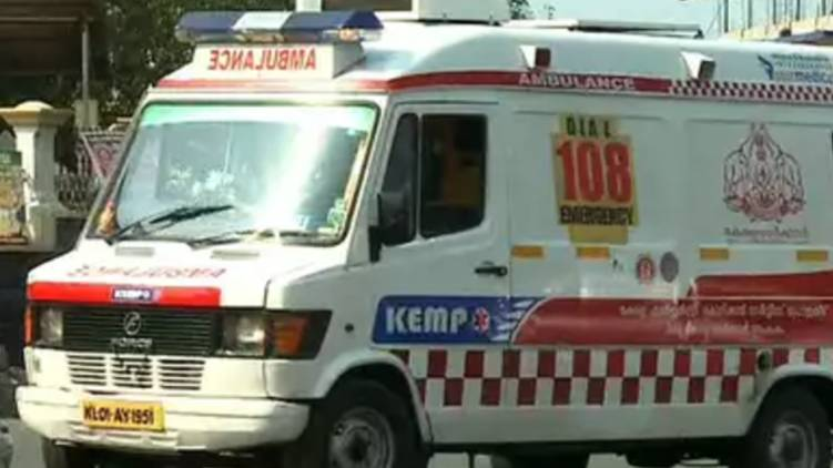 108 ambulance drivers strike