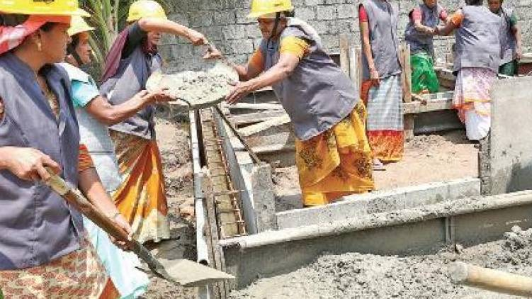 Kudumbasree Construction Teams grts Work upto Rs 2 lakh without tender