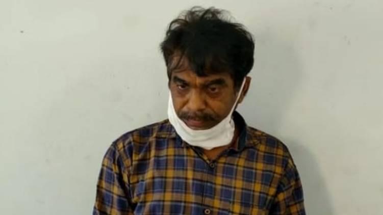 Man arrested for molestation of 13 year old girl