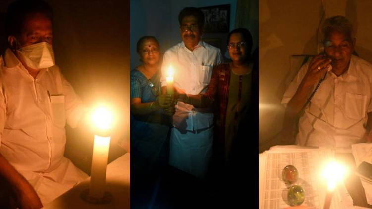Excessive electricity bill; UDF turned off the lights and protested