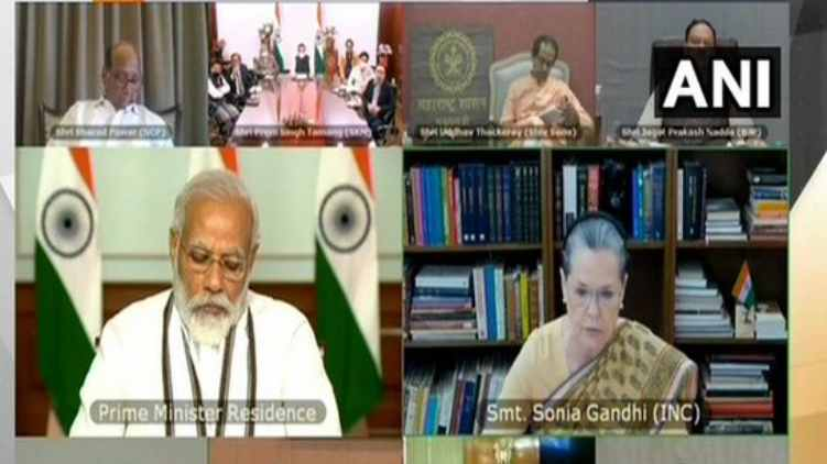 pm modi on india-china stand off after all party meeting